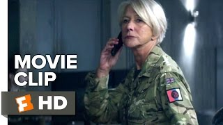 Eye in the Sky Movie CLIP - Expanding Rules of Engagement (2016) - Helen Mirren Movie HD