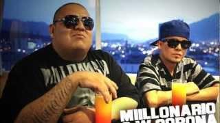 Millonario & W.corona - Lírica y metralla HD original