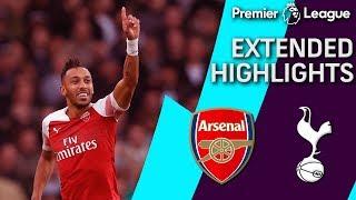 Arsenal v. Tottenham | PREMIER LEAGUE EXTENDED HIGHLIGHTS | 12/02/18 | NBC Sports