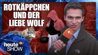 Fabian Köster ist auf den Wolf gekommen   heute-show vom 23.02.2018