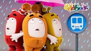 Oddbods - WATERPROOF | NEW Full Episodes | Funny Cartoons