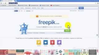 Paginas Utiles #1 - Freepik.com para descargar imagenes profesionales gratis