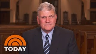 Billy Graham's Son Rev. Franklin: His Tombstone Will Simply Read 'Preacher' | TODAY