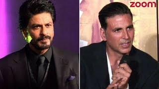Shah Rukh Khan & Akshay Kumar Still Sharing Cold Vibes? | Bollywood News