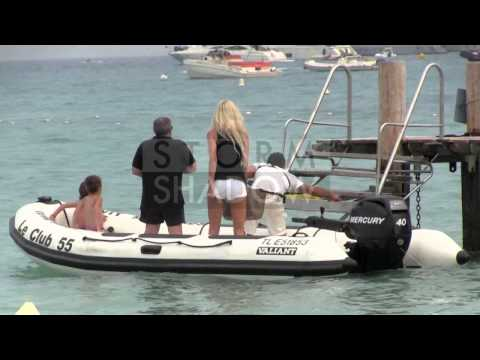 Xxx Mp4 Victoria Silvstedt And Her Husband At Club 55 In Saint Tropez France 3gp Sex