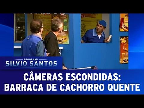 Barraca de Cachorro Quente Câmeras Escondidas 05 02 17