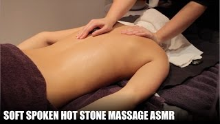30 min hot stone how to -  ASMR no music