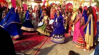 JIJI MAA  //Ghoomar Ghoomer Song// BEST DANCE BY JIJI MAA(TANVI DOGRA ,FALGUNI PUROHIT  ||