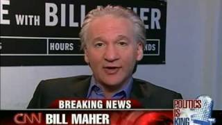 """Maher On Obama: """"Nothing Rattles This Guy. President? I Wish He Was My Broker"""""""