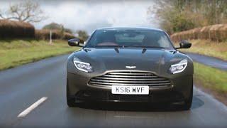 Aston Martin DB11 - Chris Harris Drives - Top Gear