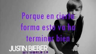 Justin Bieber - Stuck in the moment (Traducida al español)