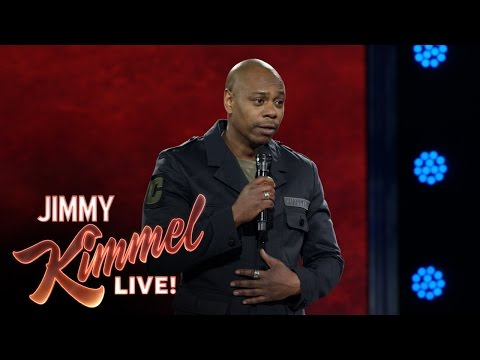Xxx Mp4 Jimmy Kimmel's FULL INTERVIEW With Dave Chappelle 3gp Sex