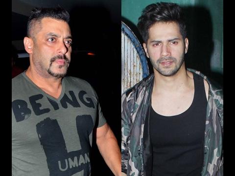 Xxx Mp4 Salman Khan Wants To SLAP Varun Dhawan Judwaa 2 New Bollywood Movies News 2017 3gp Sex