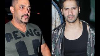 Salman Khan Wants To SLAP Varun Dhawan   Judwaa 2   New Bollywood Movies News 2017
