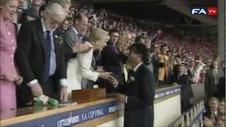 Chelsea vs Middlesbrough, FA Cup Final 1997 | FATV