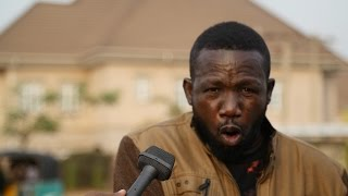 Fadda the Grammarian reacts to xenophobic attacks on Nigerians (Nigerian Comedy)