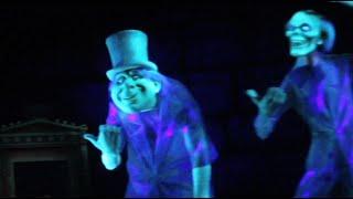 Haunted Mansion Full Ride POV - Magic Kingdom - Walt Disney World, Florida