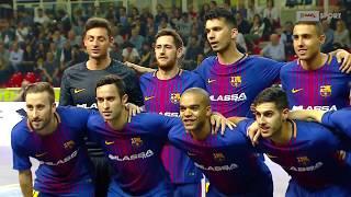 UEFA Futsal Cup: FC Barcelona vs Luparense