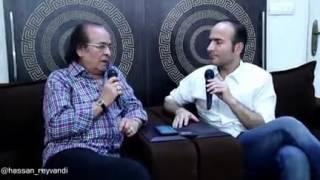Hasan Reyvandi - Interview 2016 | حسن ریوندی - مصاحبه با هنرمندان