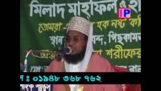 মা হালিমার গৃহে মহা নবী (সঃ) Maulana Muhammad Jashim Uddin Jihadi waz