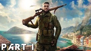 SNIPER ELITE 4 Walkthrough Gameplay Part 1 - Fairburne (Campaign)