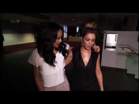 Cheryl Fernandez Versini The Xtra Factor Highlights 06.09.14