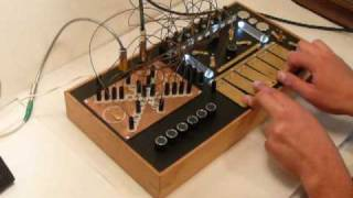 Folktek Time Scape Sequencer by Arius Blaze