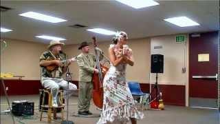 Marru Hulas To Waikiki Performed By Pat Enos At The South Coast Plumeria Society