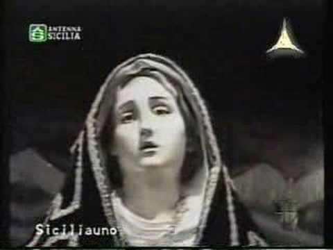 El Misterio de la Virgen que Abre los Ojos