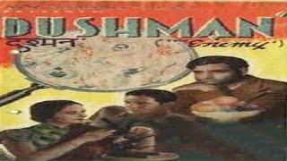 Dushman 1957 | Hindi Full Movie | Dev Anand, Usha Kiran | Hindi Classic Movies