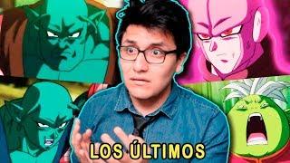 DRAGON BALL SUPER CAPITULO 116 HIT Y LOS NAMEKIANOS | JUGANDOR RESPONDE
