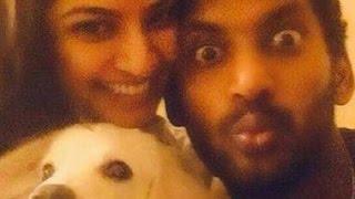 What this picture says - A dog, Vishal & Varalakshmi Sarathkumar | Hot Tamil Cinema News