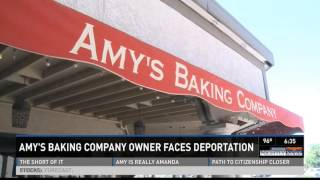 Samy Bouzaglo of Amy's Baking Company to be Deported