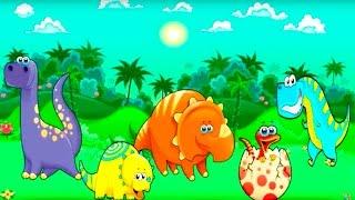 The Finger Family Dinosaur Family Nursery Rhyme Songs Canción de la familia Dinosaurio