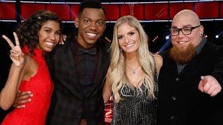 Team Blake Shelton vs. Team Alicia Keys -- Find Out Who Won 'The Voice' Season 12