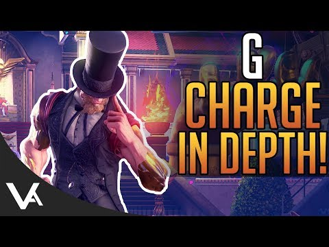 Xxx Mp4 SFV G Charge Level Guide In Depth Presidentiality Tutorial For Street Fighter 5 Arcade Edition 3gp Sex