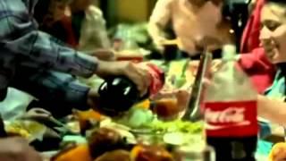 Coca-Cola - Leve para a mesa Coca-Cola retornável
