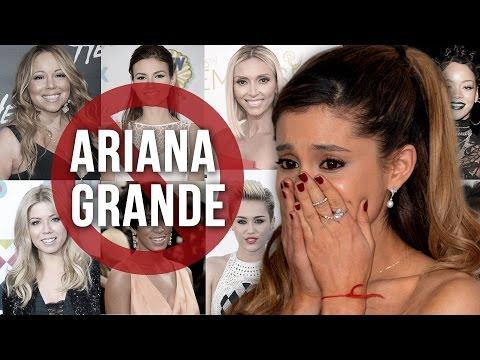 Xxx Mp4 9 Famosos Que Han Insultado A Ariana Grande 3gp Sex