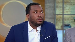 "Meek Mill says he ""would be in prison"" without high-profile support"