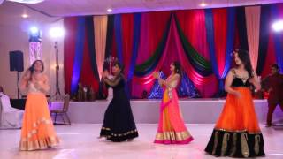 Best Sangeet Performance 2014 - Tofiq & Reeta