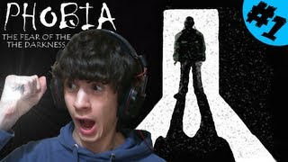IL BUIO MI TERRORIZZA Ç___Ç - PHOBIA: The Fear of the Darkness - Parte 1