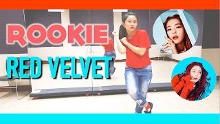 Red Velvet Rookie Dance Tutorial | Full w Mirror Slowed [Charissahoo]