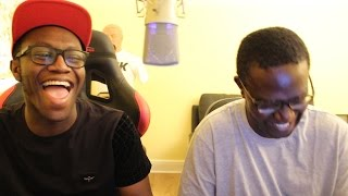 REACTING TO MY OLD VIDEOS WITH MY DAD!!!