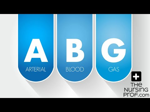 6 Easy Steps to ABG Analysis