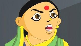 Chota Birbal – Daakate Daakati - Bengali Animation Story 7