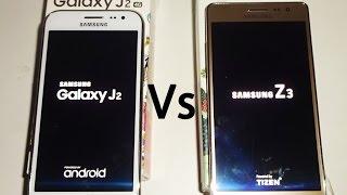 Samsung Z3 Vs Samsung Galaxy J2