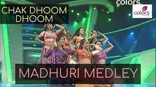 Kruti Dance Academy - Kruti Performs to Madhuri Dixit!