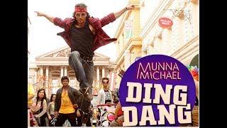 Ding Dang Song Tiger Shroff Munna Michael Review | Reaction | Meri Wali Ding Dong Karti Hai