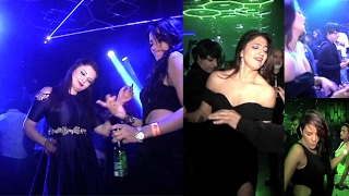 TV Actress Drunk & Dirty Dancing In Late Night Party !!