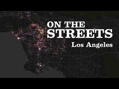 ON THE STREETS -- a feature